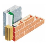 Cavity Trays Quickcloser 120mm x 45mm x 2.1m - Pack of 10