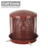 Colt Cowls Spark Arrester Chimney Cowl - 125mm to 250mm