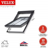VELUX GGL PK06 2870H White Conservation Window Laminated - 94cm x 118cm