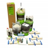 Cure It Fibreglass Roofing Kit With Tools - 40m2