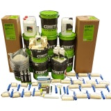 Cure It Fibreglass Roofing Kit With Tools - 90m2