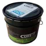 Cure-It Roofing Top Coat in Anthracite Grey - 20kg
