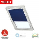 VELUX DML CK04 2055S Electric Blackout Blind - Blue Thermo