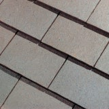 Dreadnought Premium Clay Club Roof Tile - Blue Brindle Smooth