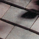 Dreadnought Premium Clay Roofing Tile - Dark Heather Sandfaced