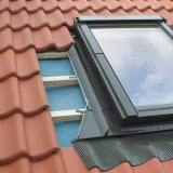 Fakro ESW/11 Flat Roof Flashing for Side Hung Escape Window - 66cm x 78cm