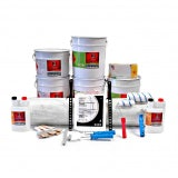 Roofing Superstore Fibreglass Roofing Kit With Tools - 20m2