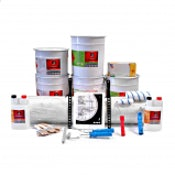 Roofing Superstore Fibreglass Roofing Kit With Tools - 50m2