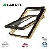 Fakro FTT/C U6/07 Off-Centre Pivot Conservation Window - 78cm x 140cm