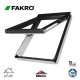 Fakro FPW-V/C P2/07 White Dual Top Hung Window - 78cm x 140cm
