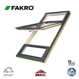 Fakro FDY-V P2/CA Duet proSky Roof Window Pine High Pivot - 78 x 186cm