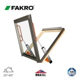 Fakro FSU/12 Bottom Opening Smoke Ventilation Window - 134cm x 98cm