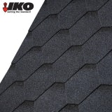 IKO Armourshield Hexagonal Roofing Shingles (Black) - 3m2 Pack
