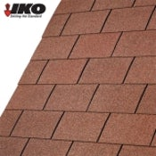 IKO Armourglass Plus Square Butt Roofing Shingles (Tile Red) - 2m2 Pack