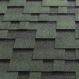 Katepal Super Rocky Bitumen Roofing Shingles (3m2) - Forest Green