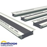 Manthorpe G240-125 Cavity Closer 2.5m Length - Box of 6