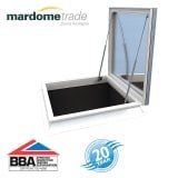 Mardome Trade Double Skin Access Hatch in Bronze - 900mm x 900mm