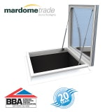 Mardome Trade Double Skin Access Hatch in Clear - 1050mm x 1050mm