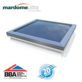 Mardome Ultra Triple Skin Fixed Rooflight in Clear - 900mm x 900mm