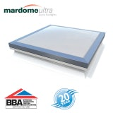 Mardome Ultra Triple Skin Fixed Rooflight in Opal - 1200mm x 1500mm