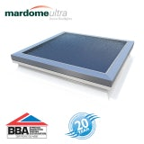 Mardome Ultra Triple Skin Fixed Rooflight in Textured - 900mm x 1800mm