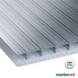 Marlon 25mm Heatguard Opal Sevenwall Polycarbonate - 3000mm x 700mm