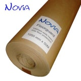 Novia Floorguard Temporary Flooring Protection - 50m x 1m