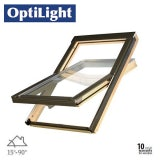 OptiLight Centre Pivot Roof Window - 78cm x 98cm