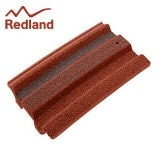 Redland 49 Concrete Profiled Roof Tile in Rustic Red - Pallet of 336