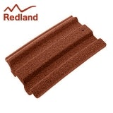 Redland 49 Concrete Profiled Roof Tile in Terracotta - Pallet of 336