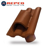 Repco Essex Duoro Tile Vent - Brown