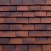 Sandtoft Humber Plain Clay Roof Tile - Flanders