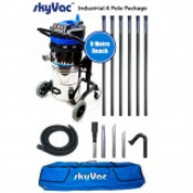 SkyVac 85 Industrial High Reach Inspection and Cleaning System - 9m