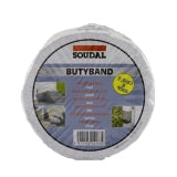 Soudal Butyl Waterproof Flashing Tape - 225mm x 10m