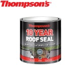 Thompsons HP 10 Year Roof Seal Grey - 4L