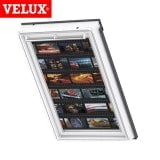 Disney & VELUX Manual Blackout Blind DKL CK04 4652 - Cars