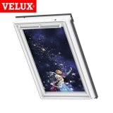 Disney & VELUX Manual Blackout Blind DKL UK04 4656 - Frozen
