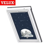 Disney & VELUX Manual Blackout Blind DKL CK06 4663 - Winnie the Pooh