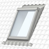 VELUX Mini Dormer EAW UK04 6000 Low Pitch Insulated Flashing Solution