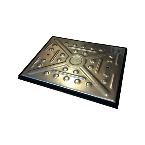 Pressed Steel Drain Cover