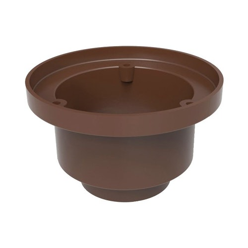 Cast Iron Underground Drain Pipe 150mm Bellmouth Gully - SML Harmer
