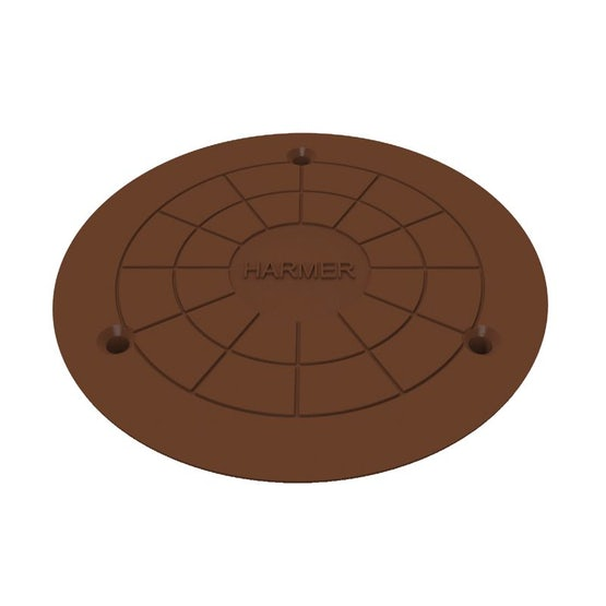 Cast Iron Underground Drain Pipe 200mm Bellmouth Gully Plate - SML