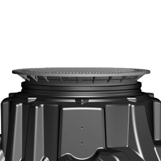Graf Tank Cast Iron Lid for Driveway Loading - UPGRADE