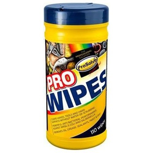 Tool Cleaning Wipes Prosolve Pro-Wipe - Pack of 110