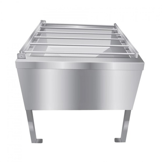 Stainless Steel Raised Gully Commerical Mop Sink