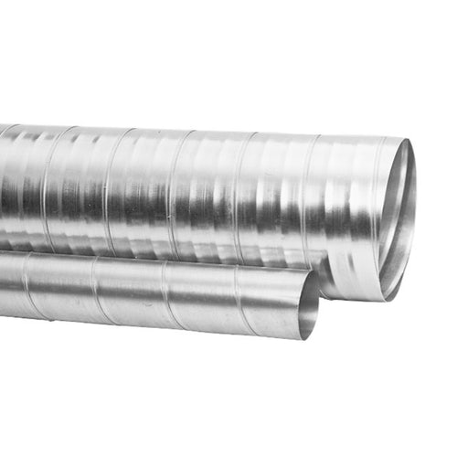 Spiral Ducting Ventilation 100mm - 3m