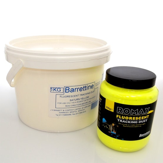 Fluorescent Rodent Tracking Dust - 1kg