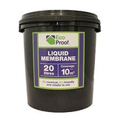 EcoProof Liquid Rubber Liquid Membrane Roof Coating - 20ltrs