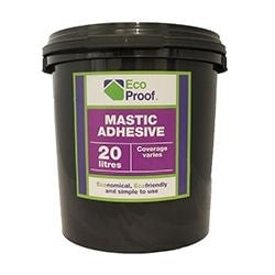 Video of EcoProof Liquid Rubber Mastic - 20ltrs
