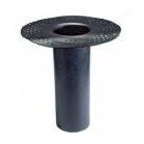 Roofdrain Outlet (TPE) Perforated 600mm High - 125mm Diameter